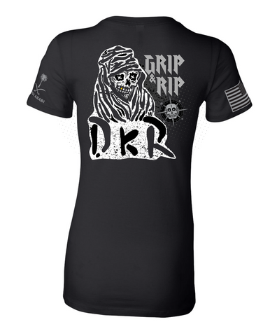 """Grip 'N Rip"" DKR 2020 Women's T-Shirt"
