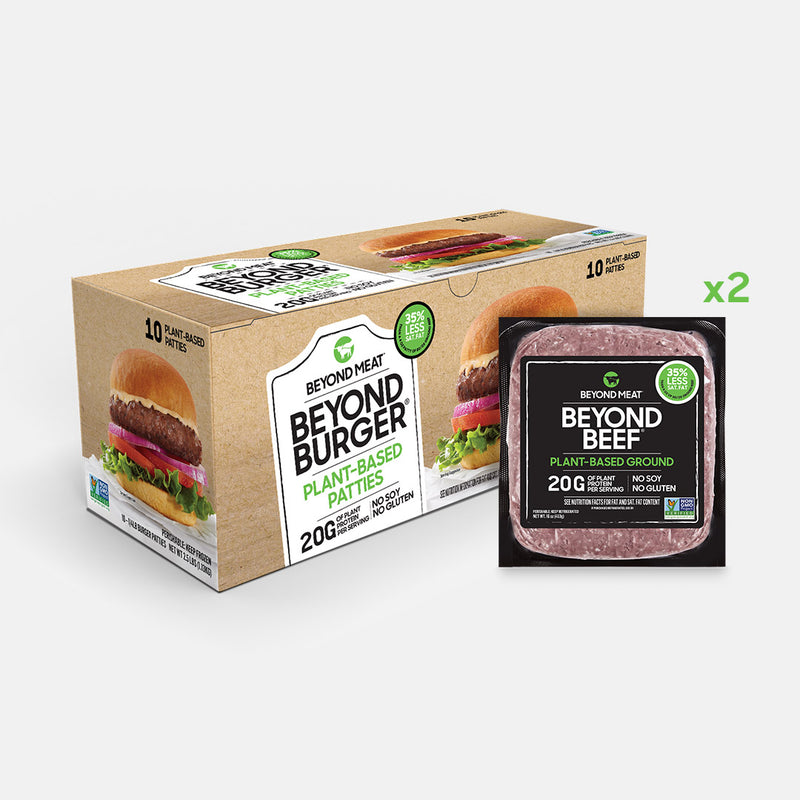 Burgers & Beef Combo Pack