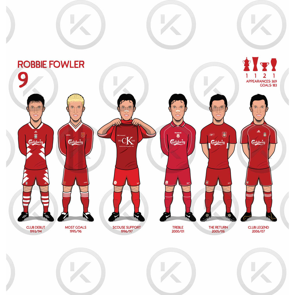 The Fowler Years - LFC