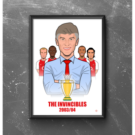 Arsenal - The Invincibles 2003/04