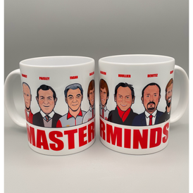 The Masterminds - Drinking Mug