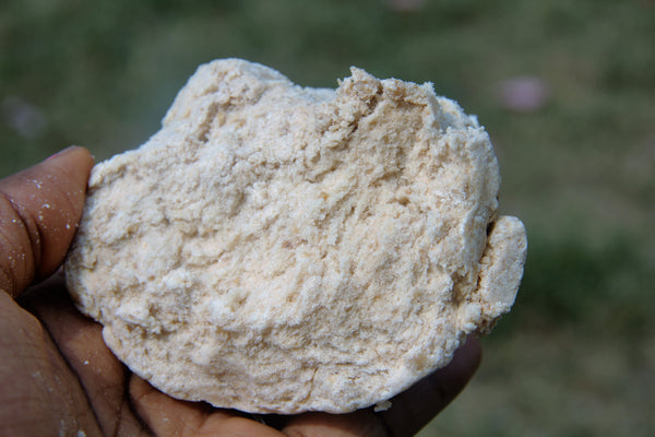 African White Soft Black Soap