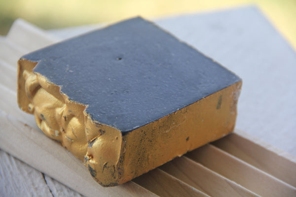 Dipped in Gold Soap Bar