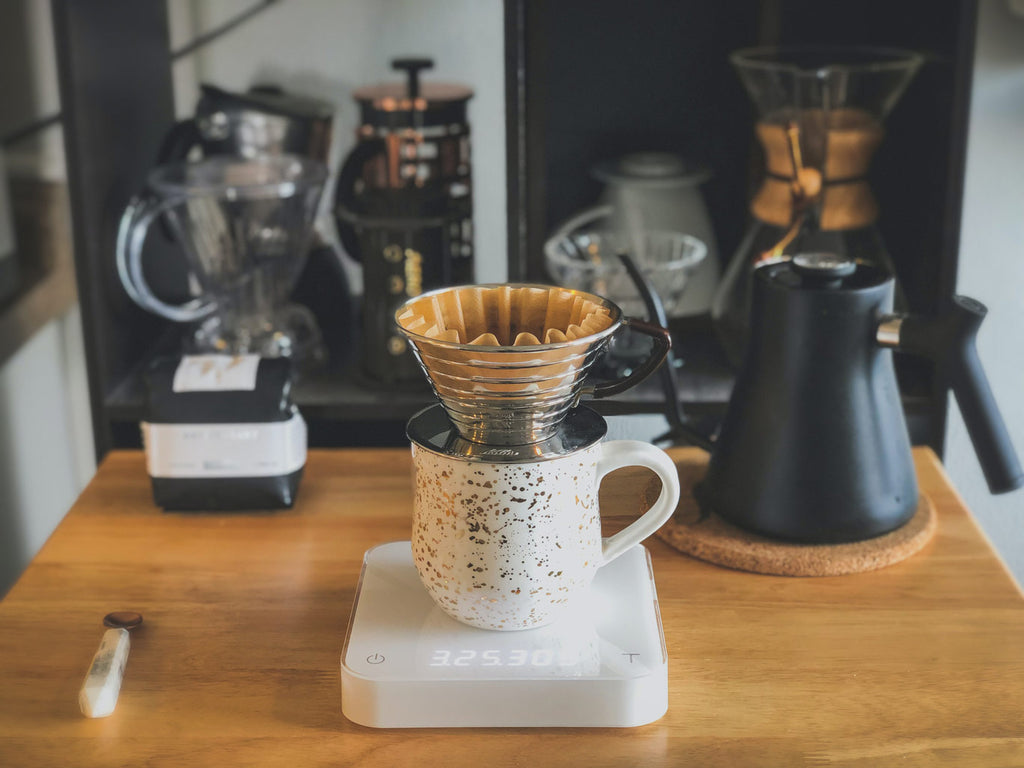 How to brew Pour Over coffee perfectly