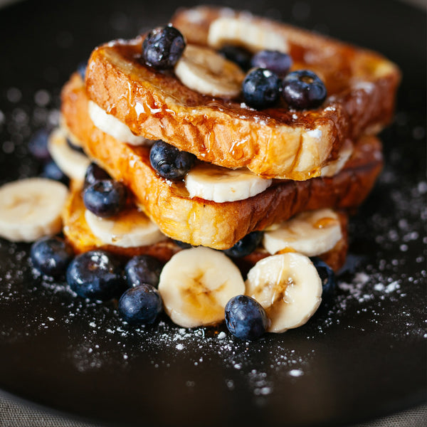 French toast with oat milk recipe