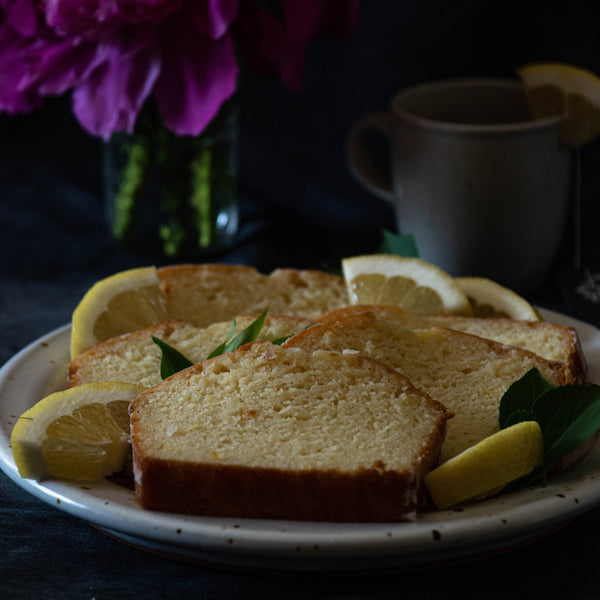 Lemon Almond and Oat milk Bread recipe