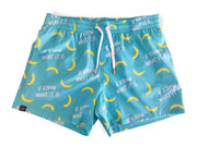 U Know What It Is Banana Shorts - Soloflow Brand Merch