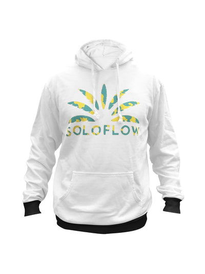 Camo Splash Hoodie - Soloflow Brand Merch