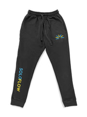 Solo Grey Joggers - Soloflow Brand Merch
