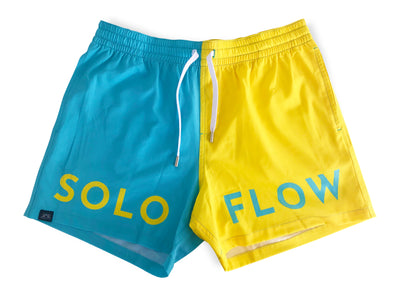 Mismatch Shorts - Soloflow Brand // Merch