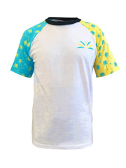 Mismatch Palm Tee - Soloflow Brand Merch Clothing