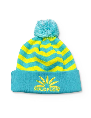 Solo Beanie Winter Hat - Soloflow Brand Merch