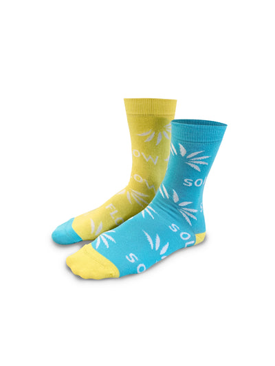 OG Mismatch Socks - Soloflow Brand Merch
