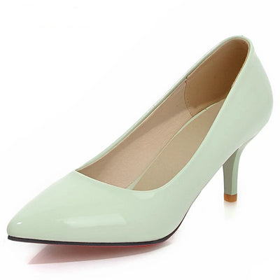 MMOTB Spring Pumps Pointed Toe