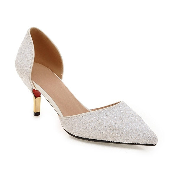MMOTB Bridal Wedding Shoes