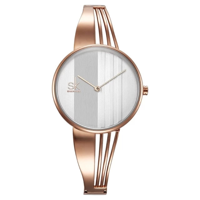 MMOTB Gold-plated Women Watch