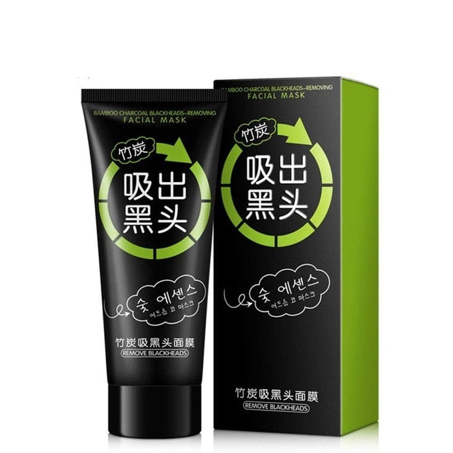 MMOTB Bamboo Charcoal Black Mask