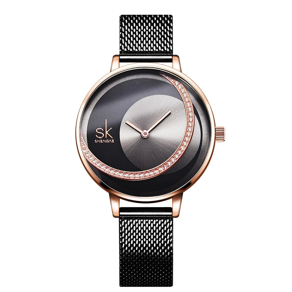 MMOTB Crystal Lady Watch