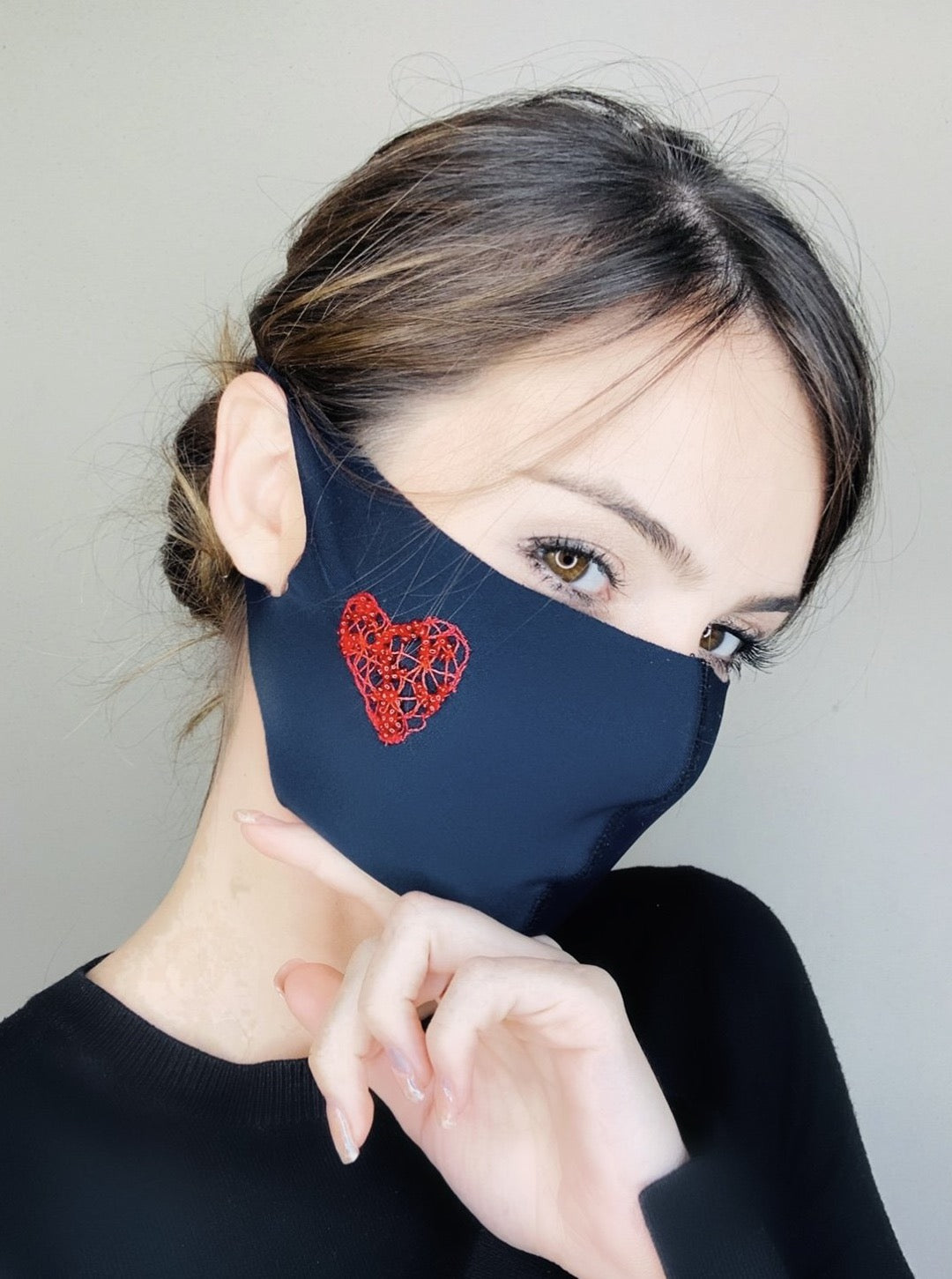 Love Fashion Mask