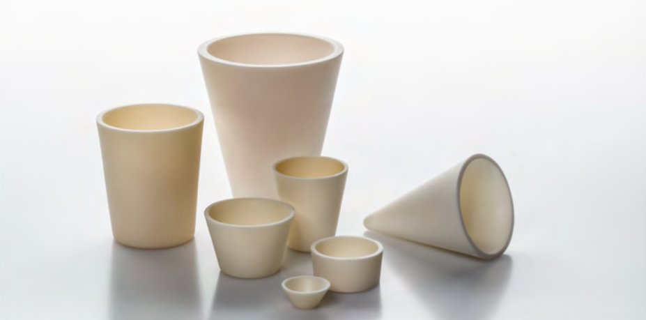 Accessories - Ceramic Crucibles - Conical Crucibles