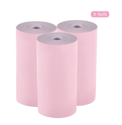 Regular Thermal Paper 3 Rolls without Sticker - Peripage