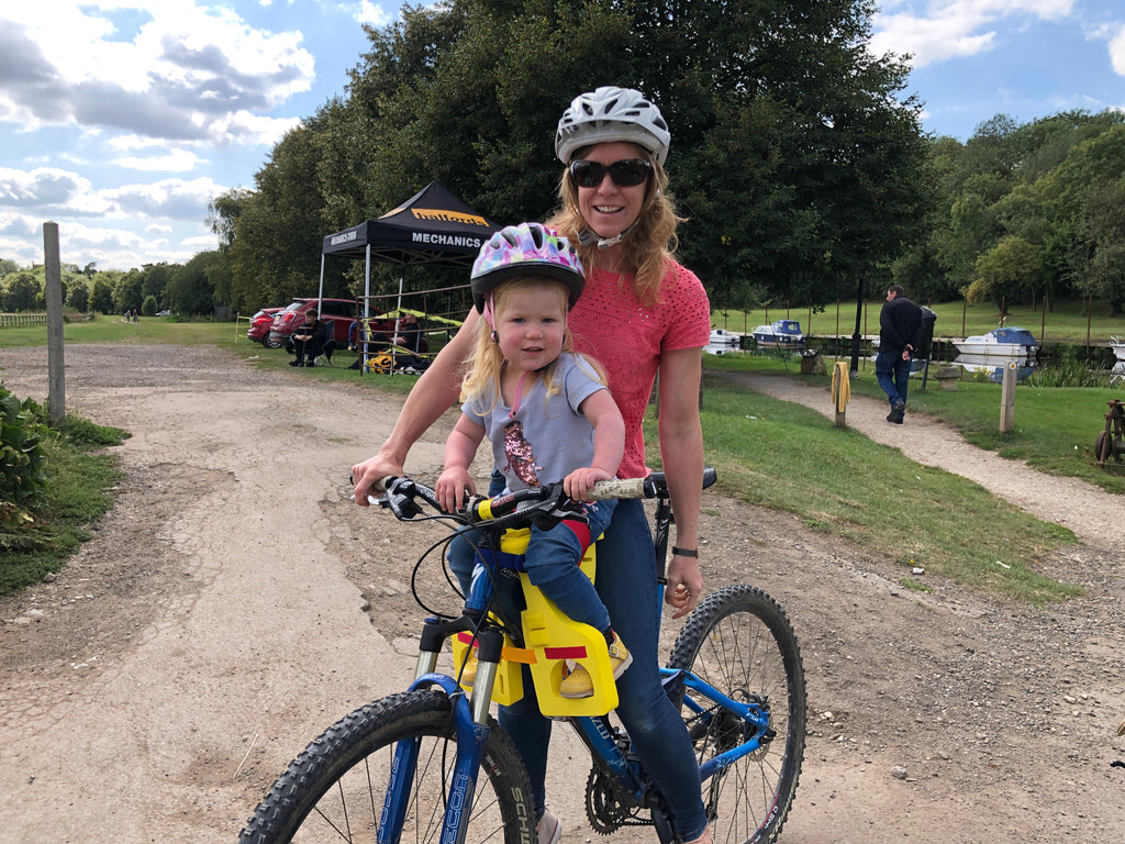 Four steps to get your kids mountain biking with you