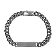 Load image into Gallery viewer, Bracelet A.R.Z. Steel Antique Stainless Steel AS-B209