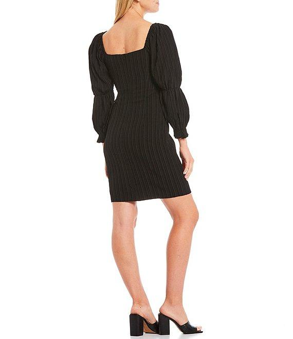 Ethan Textured Dress
