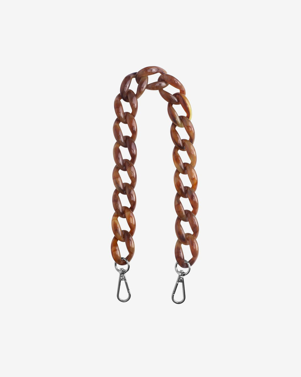 Chain Handle Brown