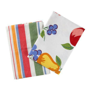 Corelle Coordinates 2-pc Kitchen DISH TOWEL SET 18 x 26 *PICK Your PATTERN ~New~