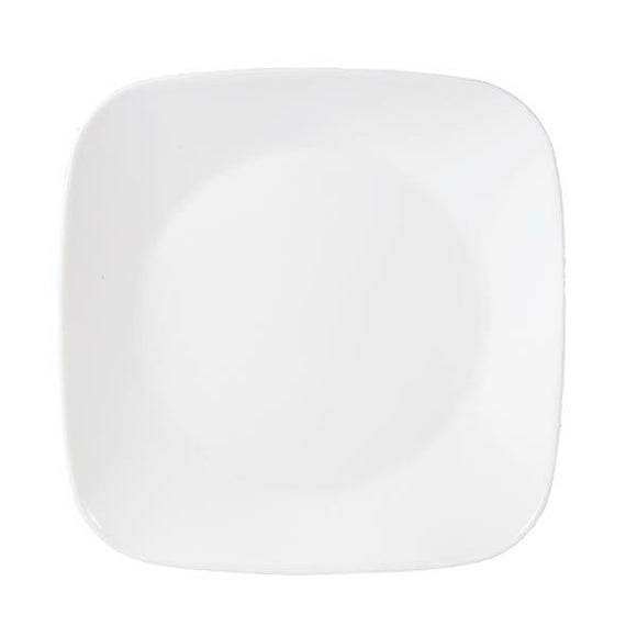 1 Corelle Square PURE WHITE 6 1/2