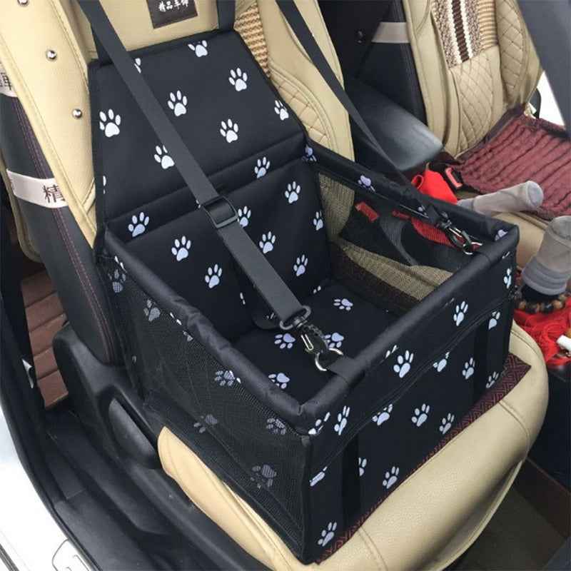 Pet Dog Car Carrier Seat Bag