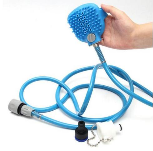 Pet bath shower sprayer