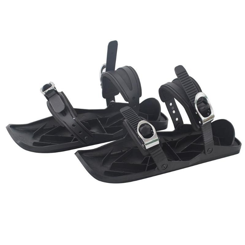 SkiShoes™ - Mini Skis Shoe Attachment