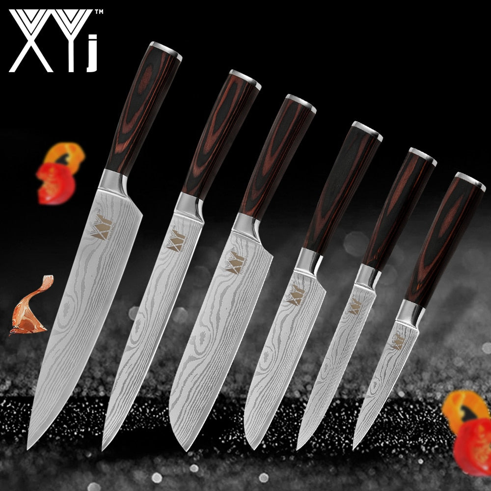 Kitchen Knives Stainless