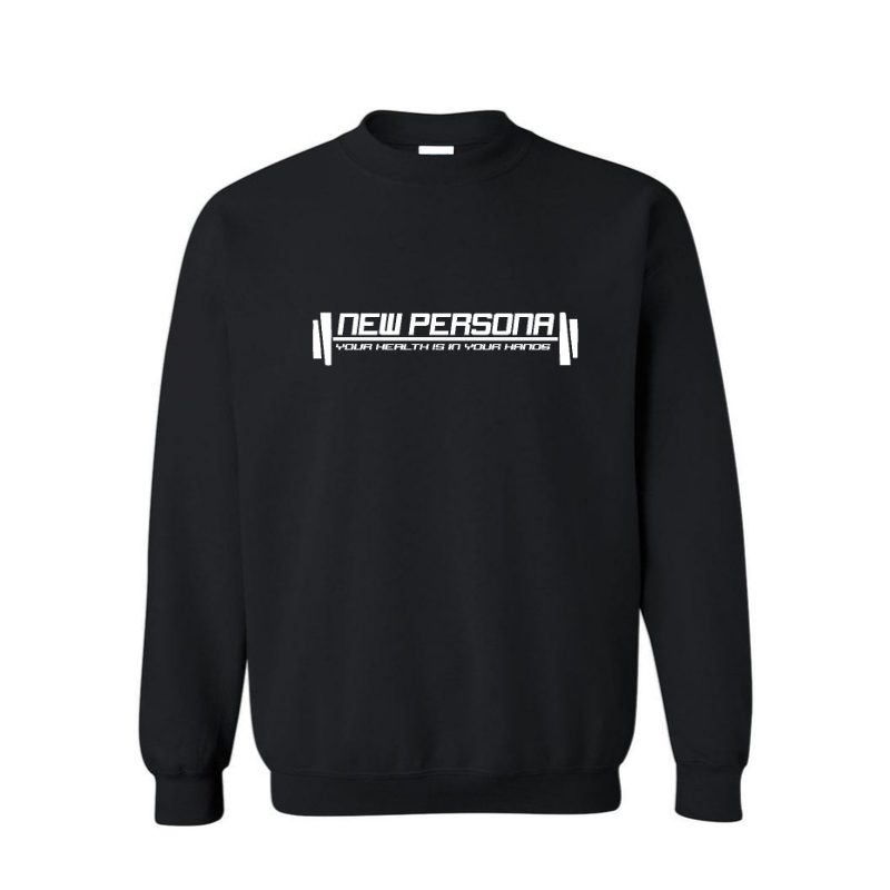 Bar Branded Crew Jumper