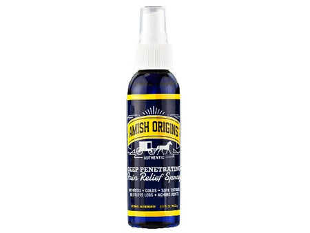 AMISH ORIGINS DEEP PENETRATING LIQUID SPRAY 3.5oz