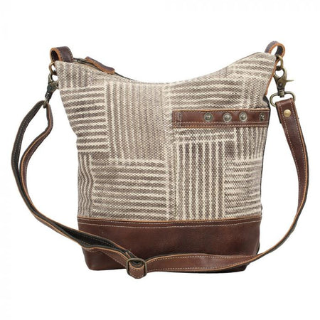 MYRA COFFEE SHOULDER BAG