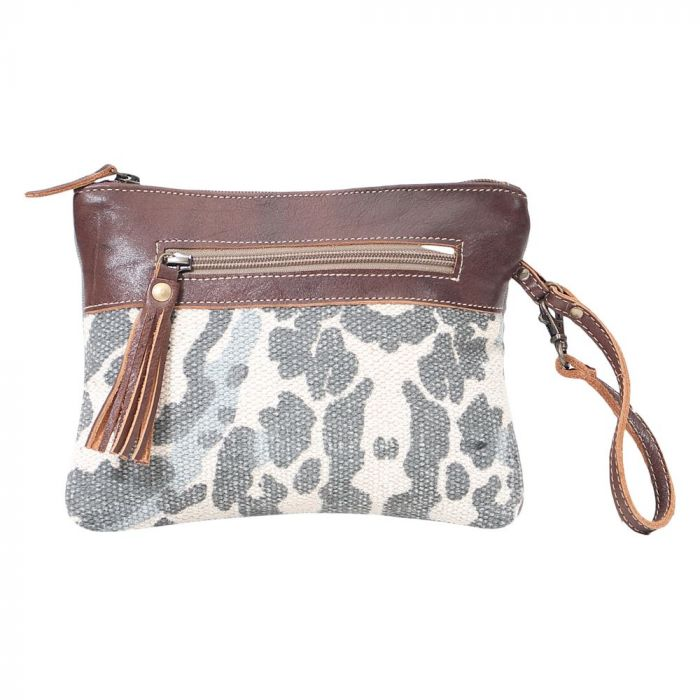 MYRA DISTRESSED POUCH