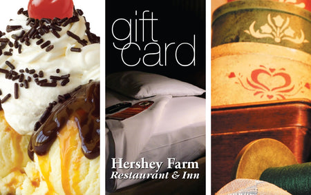 $100 Hershey Farm Gift Card