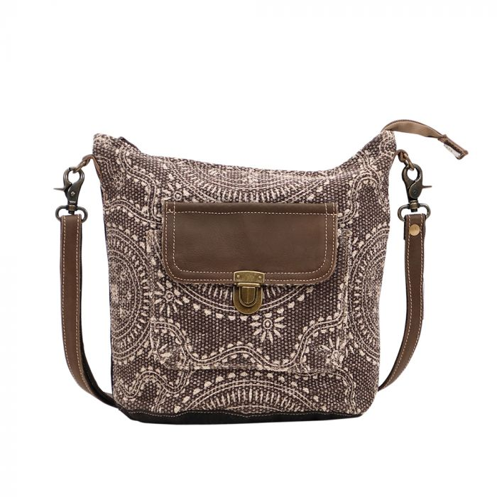 MYRA INDIGO SHOULDER BAG