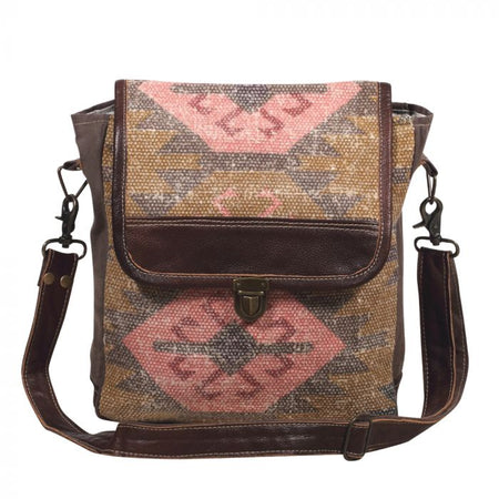 MYRA MAJESTIC MESSENGER BAG