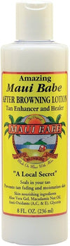 MAUI BABE  AFTER BROWNING LOTION 8OZ