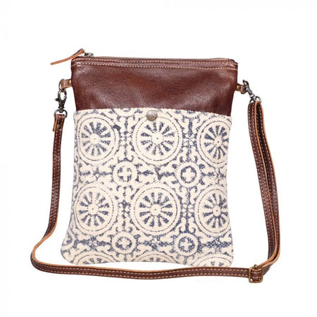 MYRA RUGGY SMALL CROSSBODY BAG