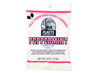 CLAEY'S PEPPERMINT CANDY