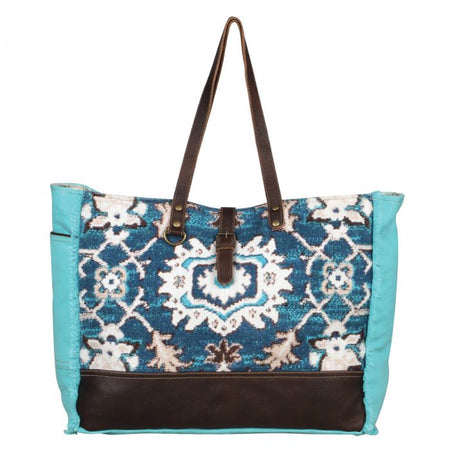 MYRA VIVACIOUS WEEKEND BAG