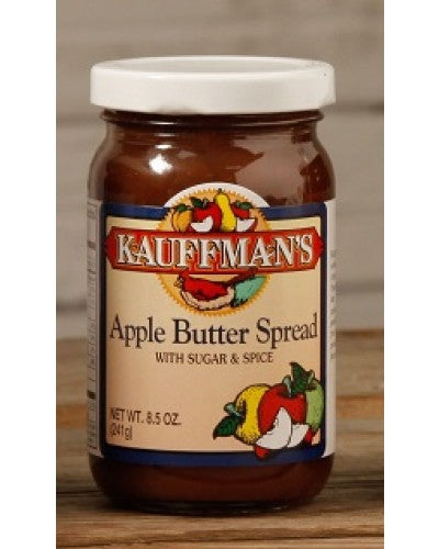 Apple Butter 8.5 oz.