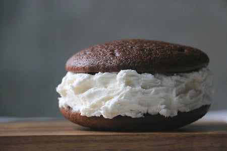 Chocolate Whoopie Pie with Classic Filling (1 Large Dozen)