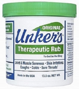 Unker's 13.5 oz. Medicated Salve