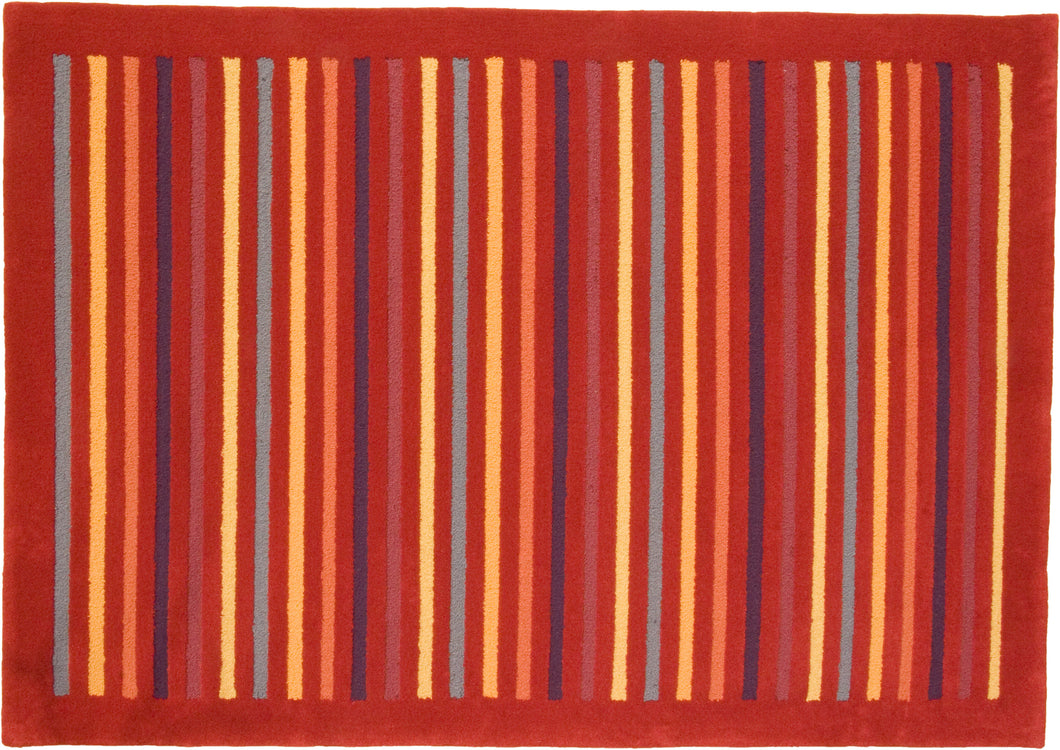 KK Stripe - Red